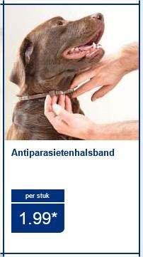 antiparasietenhalsband